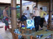 Scuba Diving Lessons in Padang Bai