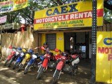 Palawan Motorbike Rental