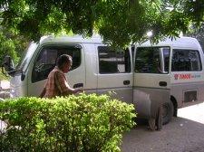 Timor Travel Visa Run