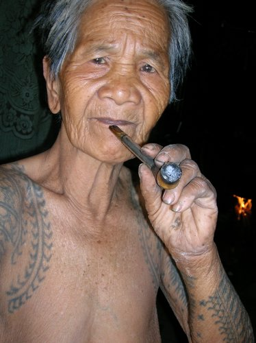 Traditional Kalinga Tattoos