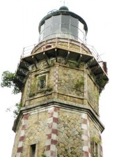 Melville Lighthouse in Palawan