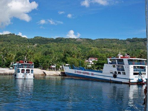Negros to Cebu ferry