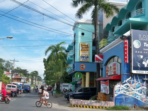 Harold's Inn in Dumaguete City