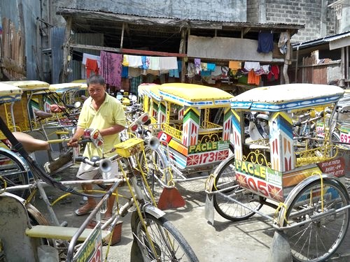 Catbalogan tricycles