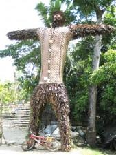 Pahoy Pahoy Scarecrows