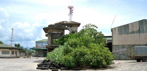 japanese war ruins