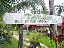 Taraw Resort Sabang Palawan