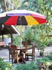 Villa Evergreen Restaurant Port Barton