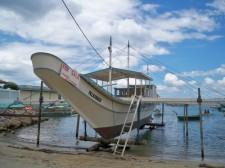 Boat for sale in El Nido Palawan