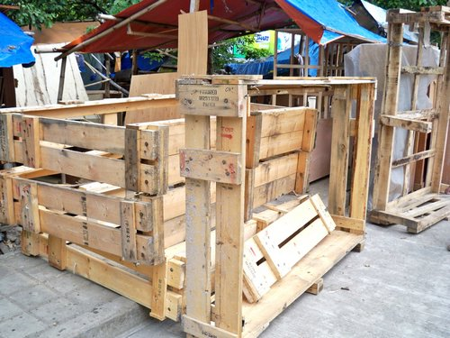 wooden crates to be made nto cabinets