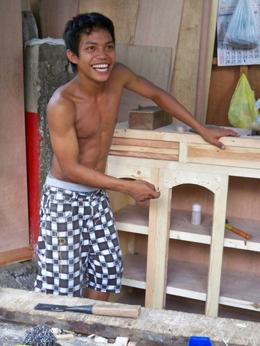 Furniture From Recycled Wood Philippines