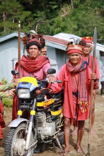 Banaue Ifugao with picklemobile