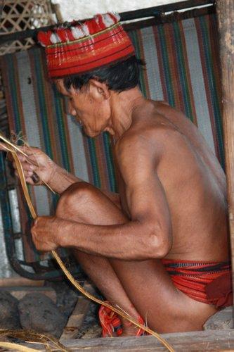 Batad Ifugao Tribesman