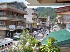 Bontoc view from Churya-A Hotel