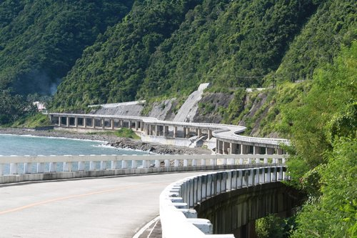 north coast highway in the philippines