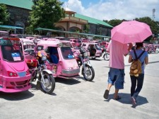 Pink Tricycles
