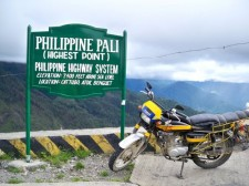 Halsema Highway highest point