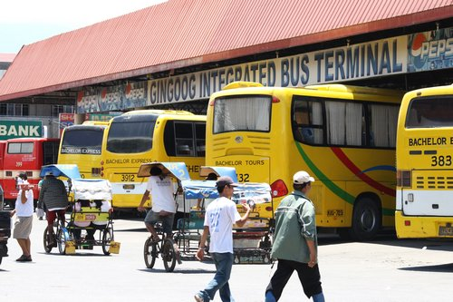 Gingoog Bus Terminal