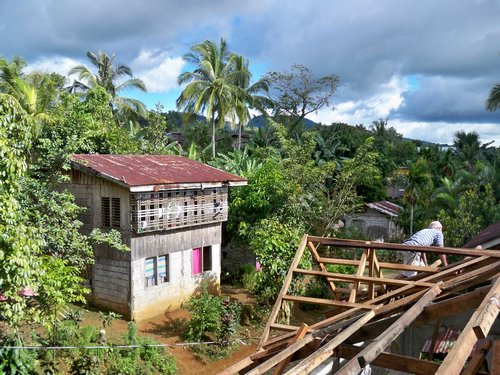 building a house in the philippines