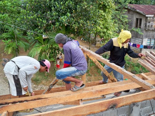 building in he philippines