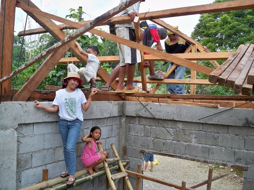 building in the Philippines