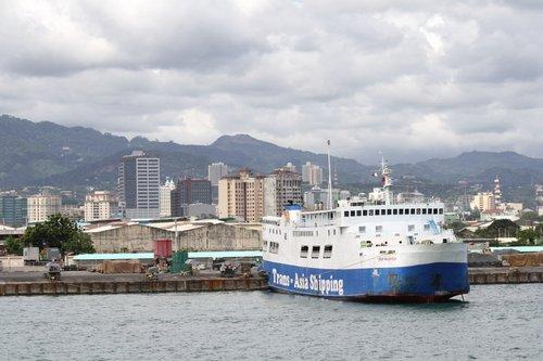 Trans Asia roro ferry