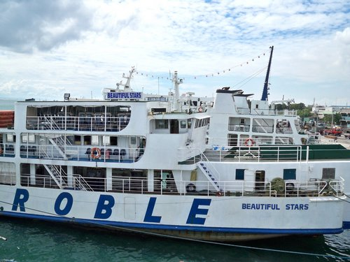 Roble Ferry Cebu