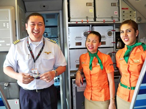 zestair crew