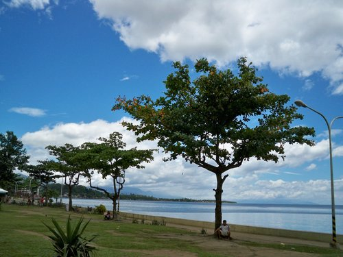 Ormoc city waterfront
