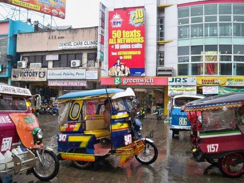 Ormoc street Leyte