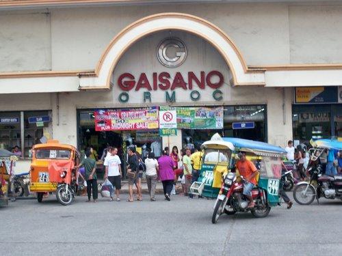 Guisano Supermarket Ormoc City