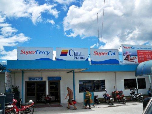 Supper Shuttle boat service to Cebu
