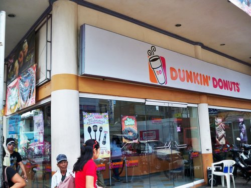 Dunkin Donuts Ormoc Philippnes