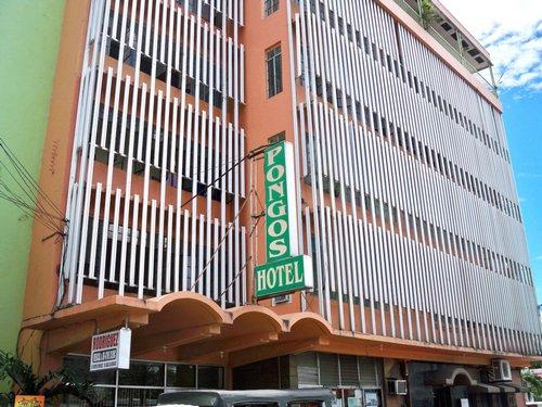 Pongos Hotel Building Philippines