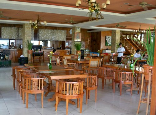 Sabin Resort Hotel restaurant