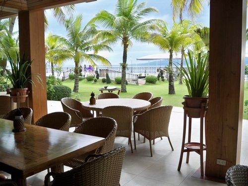 Sabin Hotel restaurant