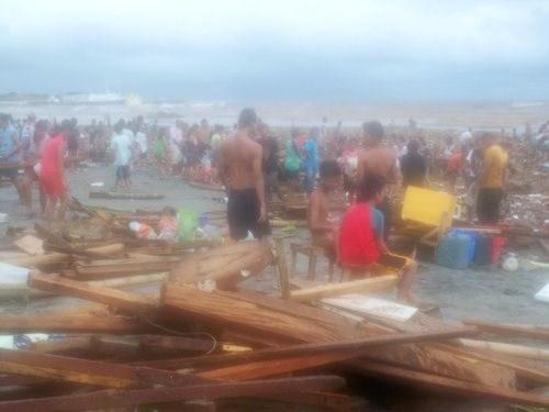 Sendong Washi tropical storm Dumaguete