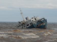 shipwreck dumaguete sendong