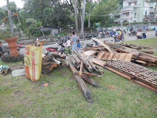 Sendong Dumaguete clean up