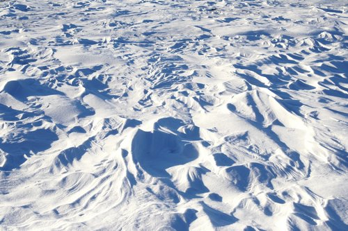 beautiful snow