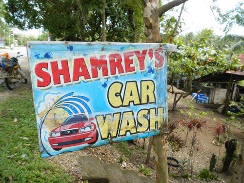 car and motorcycle wash