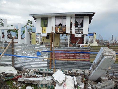 Tacloban church