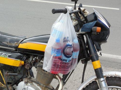spare fuel