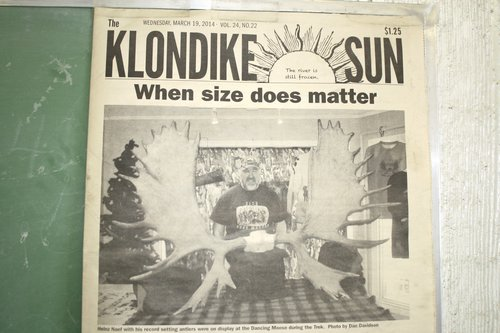 Klondike Sun newspaper