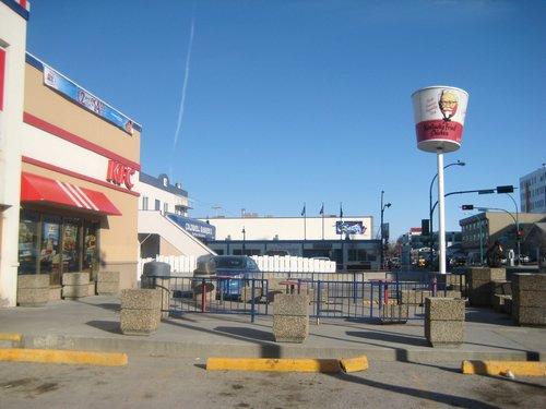 KFC Yellowknife NWT