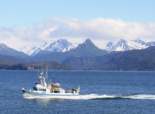 Fishing boat Kachemak